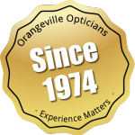 Optician services Orangeville since 1974