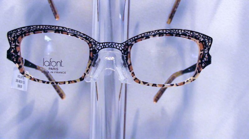 LaFont designer glasses frame available in Orangeville