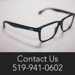 Dolce + Gabbana black designer eyeglass frames